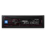 Alpine CDE-150E CD Receiver with USB