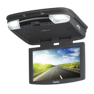 """Clarion  VTM1 In Car TV DVD Player 10"""" Screen"""