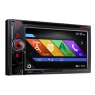 Clarion VX506AU  2-DIN DVD Multimedia Station with Navigation