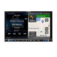 """Alpine X801D-U 8"""" DAB+ USB/HDMI/Bluetooth Advanced Navi Station"""