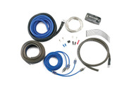 Kicker CK4  4 Gauge 2-Channel Amplifier Installation Kit