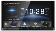 Kenwood DDX9018DABS In Dash Multimedia Player with Apple Carplay  & Android Auto