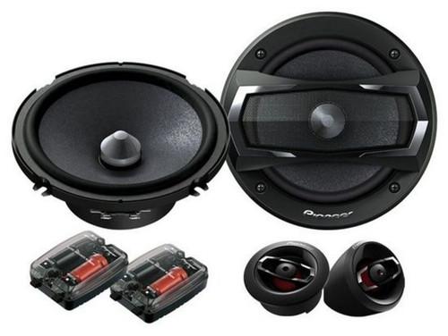 pioneer 6 inch speakers. Pioneer TSG1605C Component Speakers 6 Inch