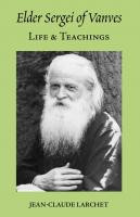 Elder Sergei of Vanves: Life and Teachings