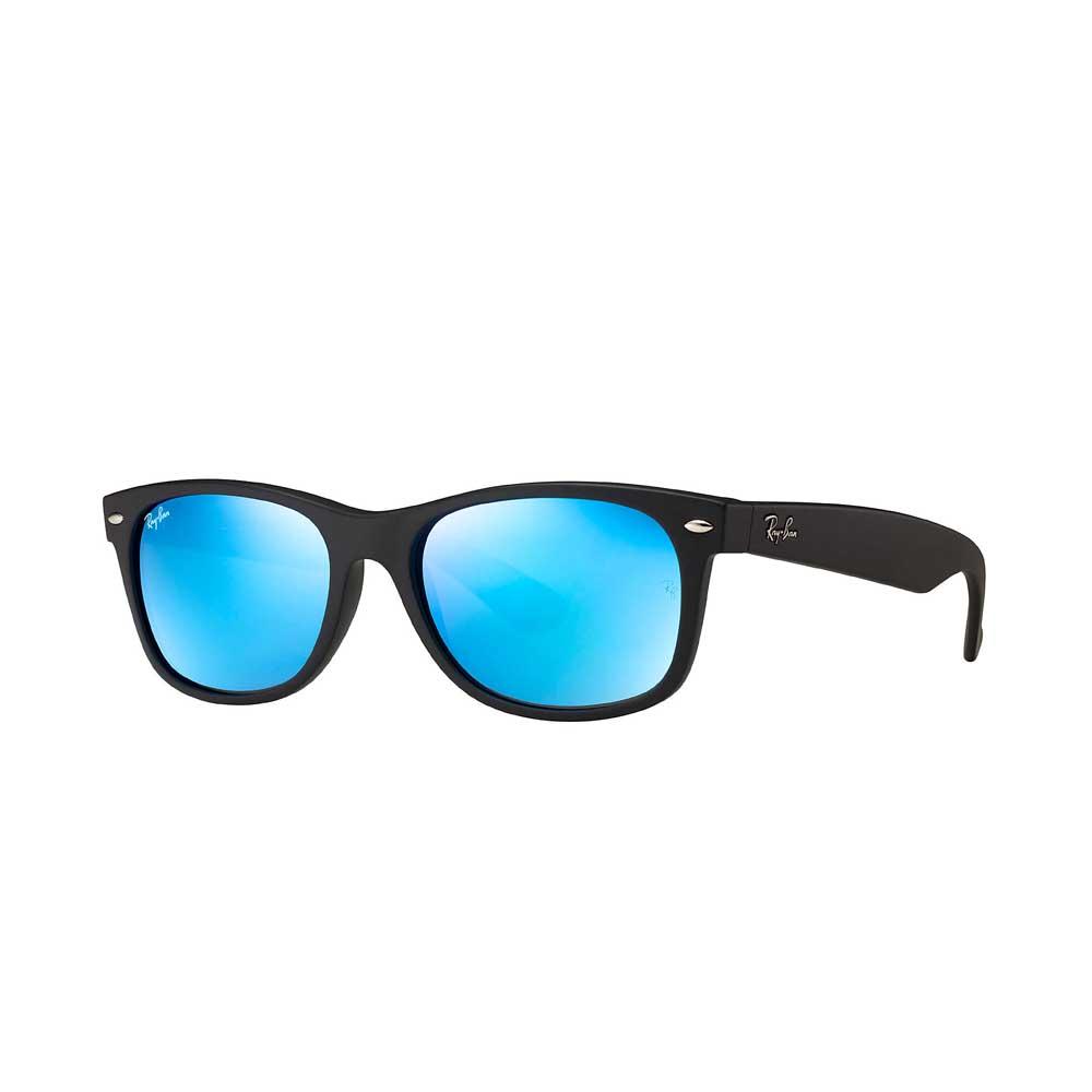 New Wayfarer Blue Flash Sunglasses
