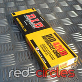 D.I.D 420 BLACK PITBIKE CHAIN - 134 LINK - 420 PITCH