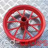 MINI DIRT BIKE WHEEL FOR TYRE SIZE 12.5 X 2.75 - RED