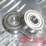 MINI MOTO WHEEL BEARINGS SIZE 6000z