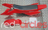 CRF50 PITBIKE PLASTIC SET - RED (WITH SEAT PAD)