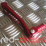 ANODISED PITBIKE / ATV GEAR LEVER - RED
