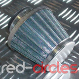 42mm PITBIKE K&N STYLE AIR FILTER