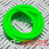 1m FUEL HOSE - GREEN