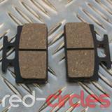 PITBIKE / ATV BRAKE PADS (TYPE F)