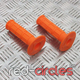 PITBIKE SOFT GRIPS - ORANGE
