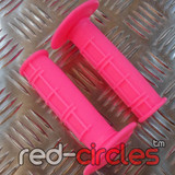 PITBIKE SOFT GRIPS - PINK
