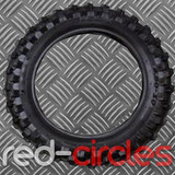 BUDGET PITBIKE FRONT OR REAR TYRE - SIZE 2.50-10