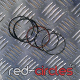 110cc PITBIKE / ATV PISTON RINGS SET (52.4mm)