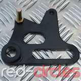 PITBIKE REAR BRAKE CALIPER BRACKET - 15mm AXLE