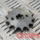 17mm PITBIKE / ATV FRONT SPROCKET - 14 TOOTH / 420 PITCH