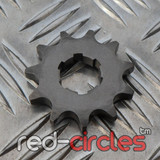 20mm PITBIKE / ATV FRONT SPROCKET - 11 TOOTH / 420 PITCH