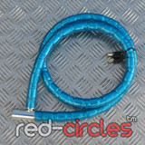 ANTI THEFT SECURITY CHAIN - BLUE