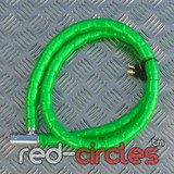 ANTI THEFT SECURITY CHAIN  - GREEN