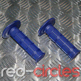 PITBIKE SOFT GRIPS - BLUE
