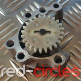 24 TOOTH OIL PUMP - FITS MOST PIT BIKE ENGINES