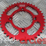 RED TALON PITBIKE SDG REAR SPROCKET - 42 TOOTH / 420 PITCH