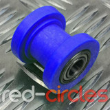 10mm CHAIN ROLLER - BLUE