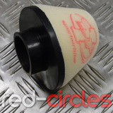 35mm DT1 PITBIKE FOAM AIR FILTER