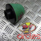 PRE-OILED 35mm DT1 PIT BIKE AIR FILTER