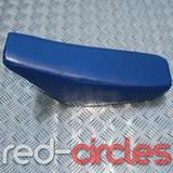 PIT BIKE HIGH RISE CRF50 SEAT PAD - BLUE