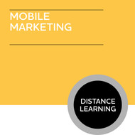 CAM Foundation Digital Marketing Diploma - Principles of Mobile Marketing Module - Distance Learning/Lite