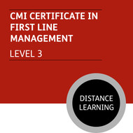 CMI Certificate in First Line Management (Level 3) - Distance Learning/Lite