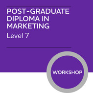 CIM Post-Graduate Diploma in Marketing (Level 7) Stage 1 and 2 - Premium/Workshops - CI