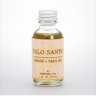 Palo Santo Face + Beard Oil 9 Pack