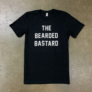 The Bearded Bastard Vintage T-shirt, Made in America