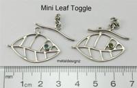 Mini Leaf Toggle