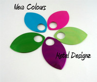 Anodized Aluminum Small Scales - Premium