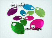 Anodized Aluminum Large Scales - Premium