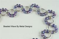 Beaded Wave Bracelet Kit