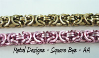 Square Byzantine Bracelet Kit