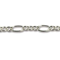 1.71MM CABLE CHAIN SILVER