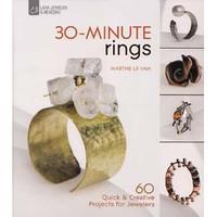 30 MINUTE RINGS MARTHE LE VAN