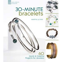 Book - 30 MINUTE BRACELETS - Clearance