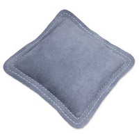 ANVIL/BENCH BLOCK LEATHER PAD 5.5