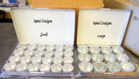 Aluminum Watch Maker cases - Small or Large