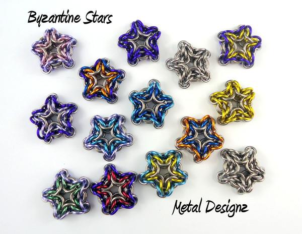 Byzantine Stars Kit