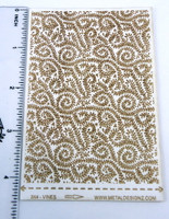 Rolling Mill Resource - Laser cut Texture Paper  - Metal Designz